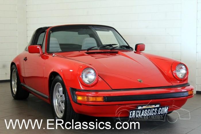 Porsche 911 Targa 1980 kopen