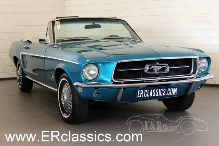 Ford Mustang Cabriolet 1968 kopen