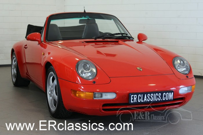 Porsche 993 Carrera Cabriolet 1994 kopen
