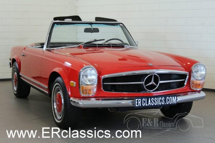 Mercedes Benz 280SL Cabriolet 1968 kopen