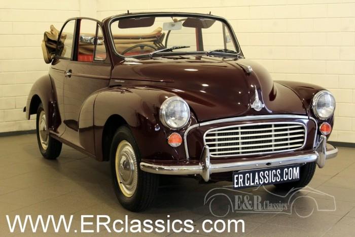 Morris Minor 1000 Cabriolet 1969 kopen