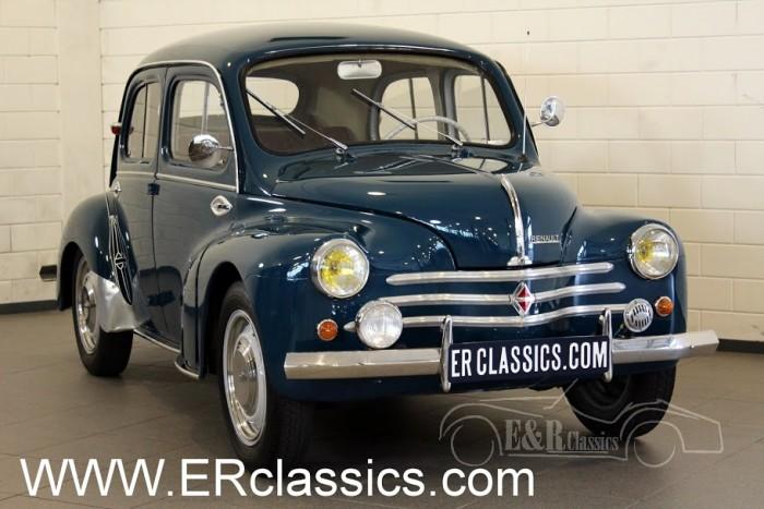 Renault 4 CV Saloon 1956 kopen