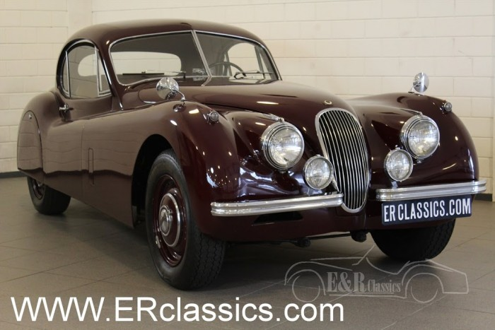 Jaguar XK120 Fixed Head Coupe 1952 kopen