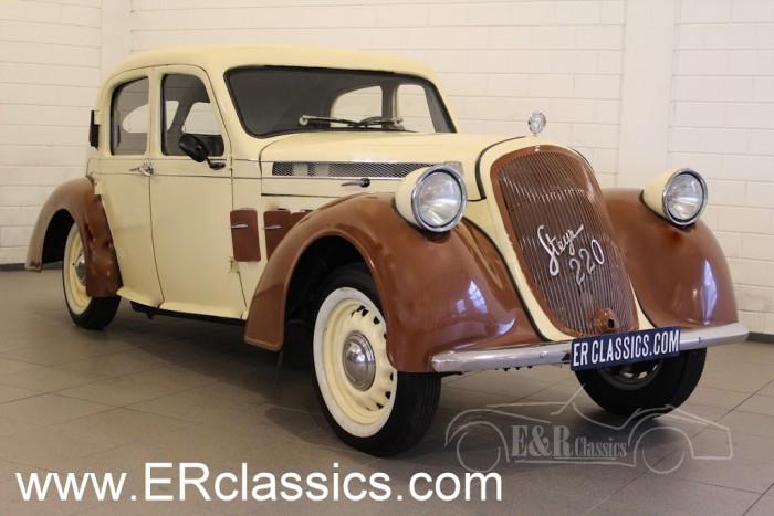 Steyr-Puch 220 Saloon 1938 kopen
