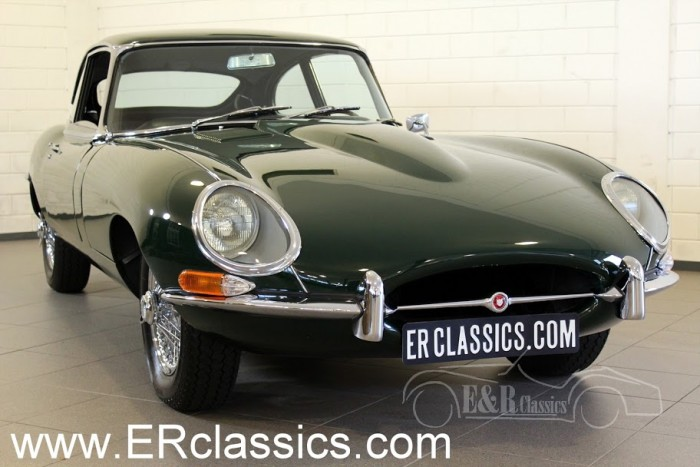 Jaguar E-type Series 1 Coupe 1966 kopen