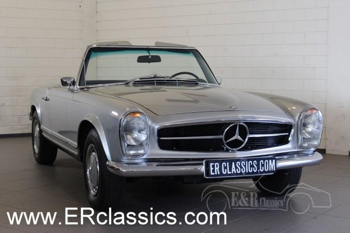 Mercedes Benz 280SL Cabriolet 1970 kopen