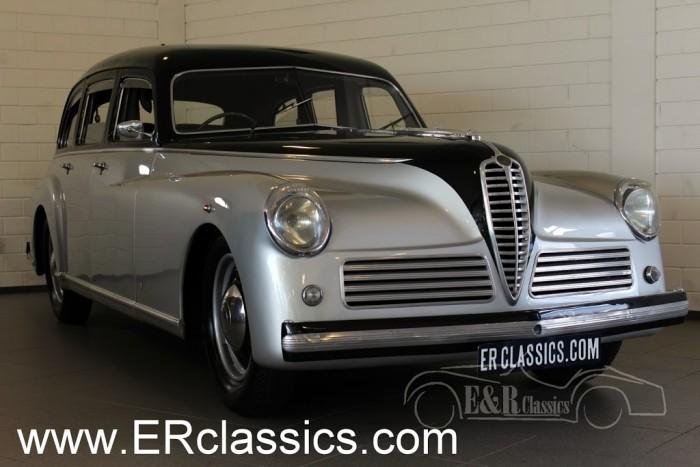 Alfa Romeo 6C Saloon 1949 kopen