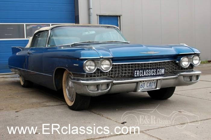 Cadillac Series 62 Cabriolet 1960 kopen