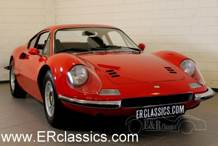 Ferrari 246 GT Dino Coupe 1973 kopen