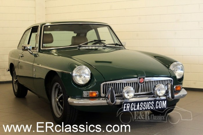 MG MGB GT Coupe 1973 kopen
