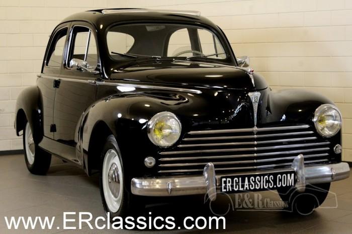 Peugeot 203 C Saloon 1955 kopen