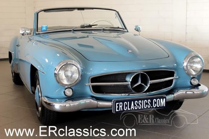 Mercedes Benz 190SL Cabriolet 1961 kopen