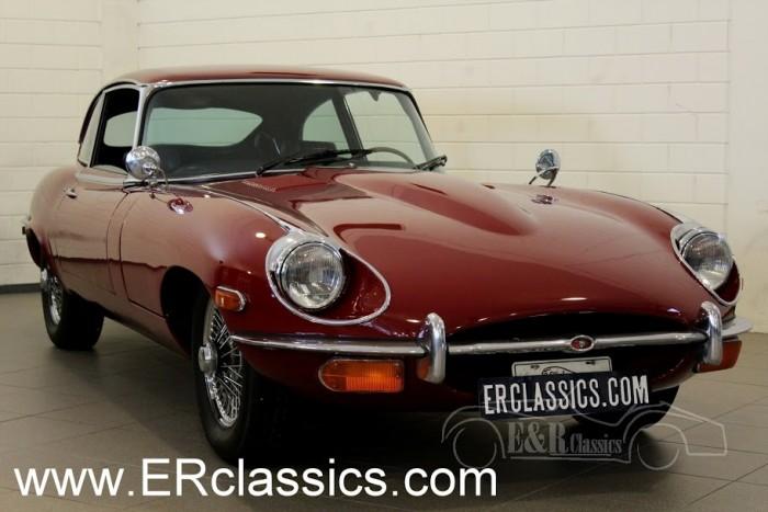 Jaguar E-type Series 2 Coupe 2+2 1969 kopen