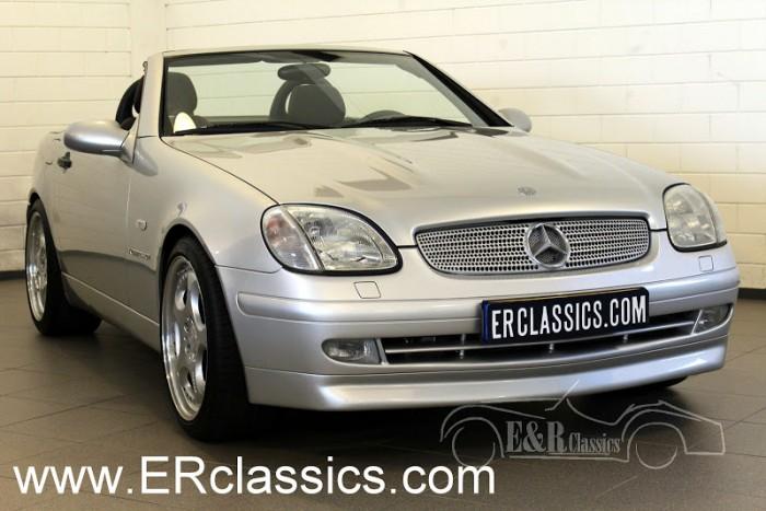 Mercedes Benz SLK 230 Cabriolet 1997 kopen