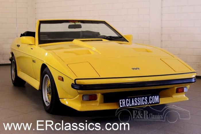 TVR 280 I Cabriolet 1986 kopen