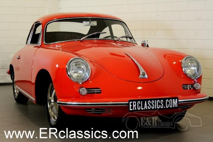 Porsche 356 B Coupe 1960 kopen