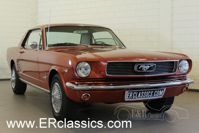 Ford Mustang Coupe 1966 kopen