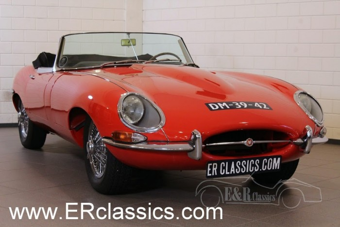 Jaguar E-Type Series 1 Roadster 1962 kopen