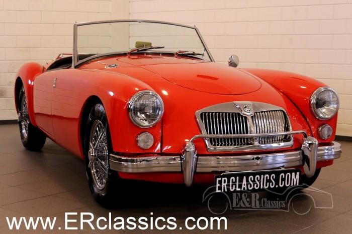 MG MGA Cabriolet 1962 kopen