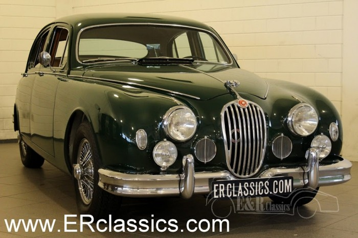Jaguar MK1 Saloon 1956 kopen