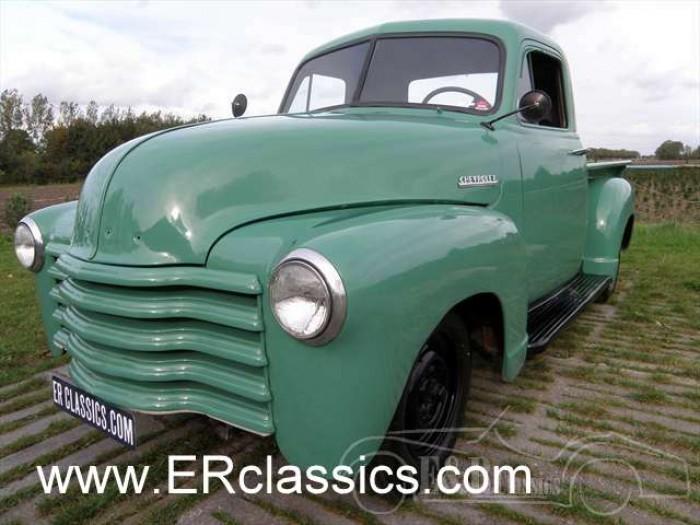 Chevrolet 1952 kopen