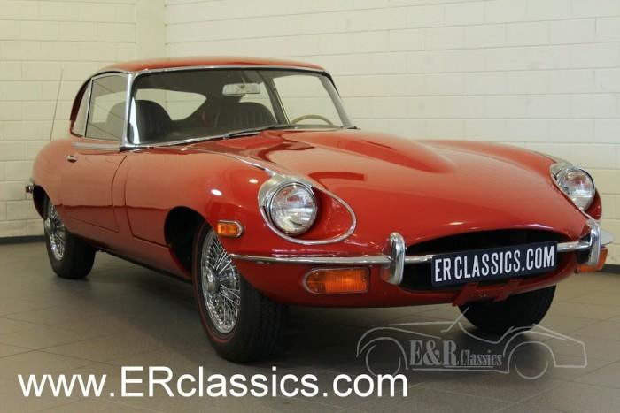Jaguar E-Type 2+2 Coupe 1968 kopen