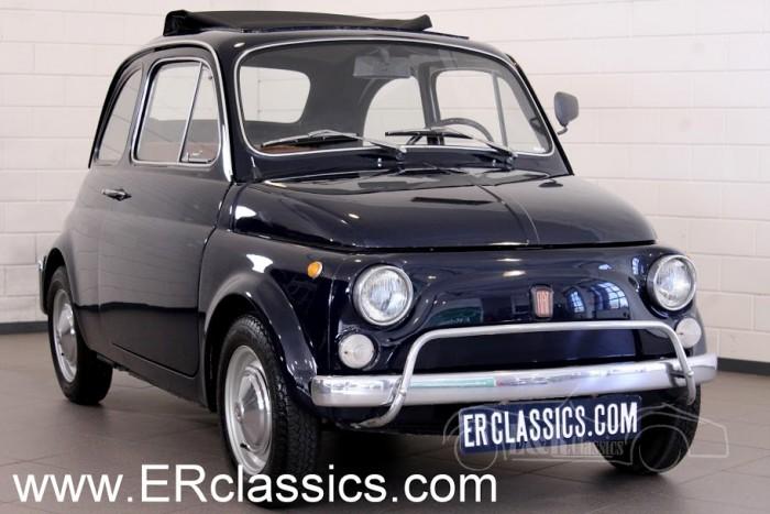 Fiat 500 L Saloon 1972 kopen