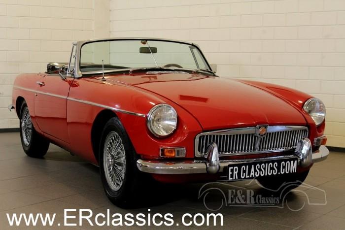 MG MGB Cabriolet 1966 kopen