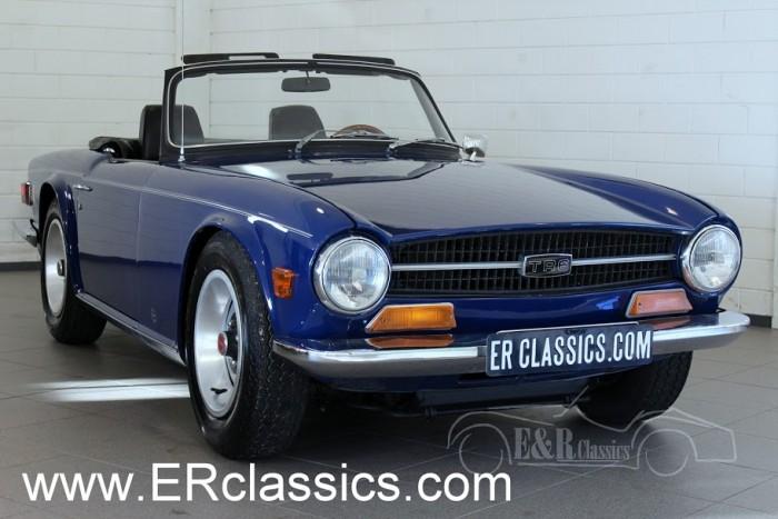 Triumph TR6 Cabriolet 1969 kopen