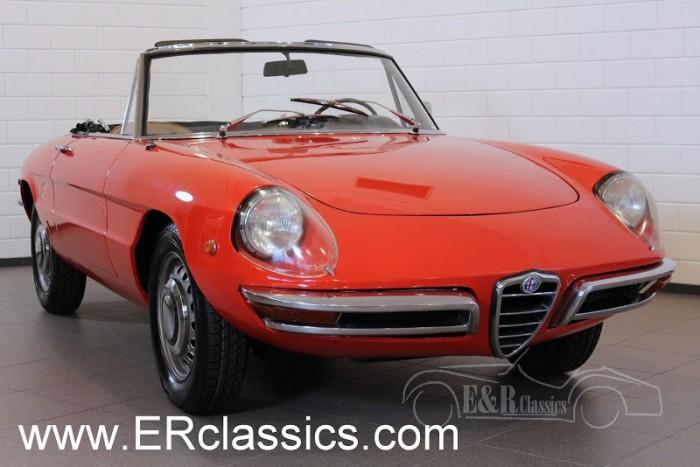 Alfa Romeo Duetto Spider 1969 kopen