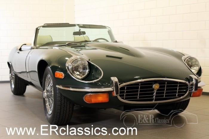 Jaguar E-Type Cabriolet 1972 kopen