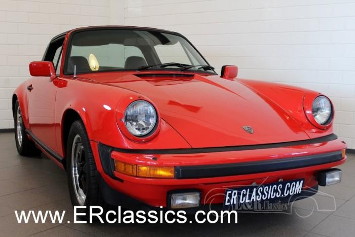 Porsche 911 SC Targa 1982 kopen