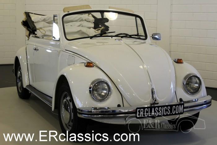 Volkswagen Beetle Cabriolet 1968 kopen