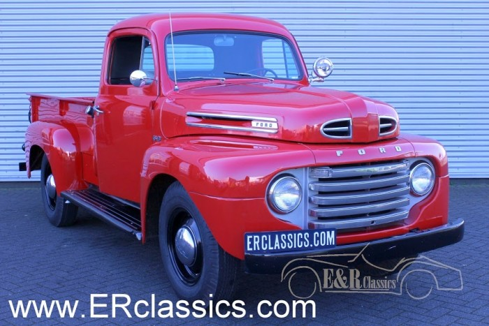 Ford F3 Pick-Up 1948 kopen