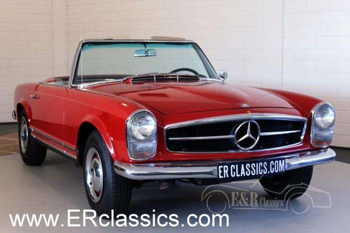 Mercedes Benz 230SL Cabriolet 1967 kopen