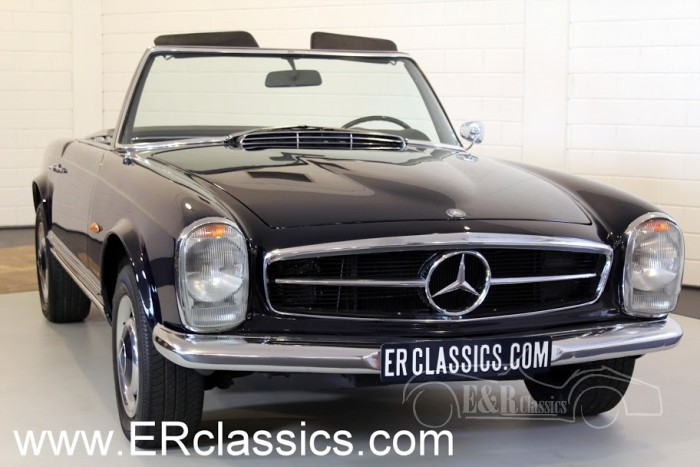 Mercedes Benz 230SL Cabriolet 1964 kopen