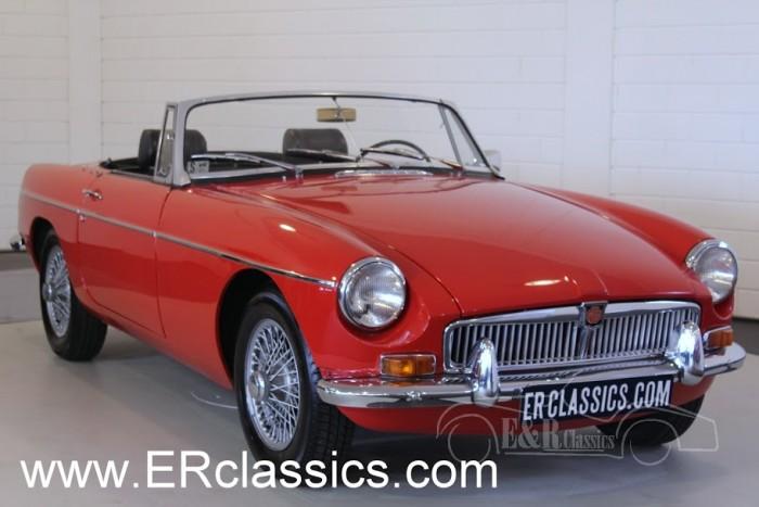 MG MGB Cabriolet 1969 kopen