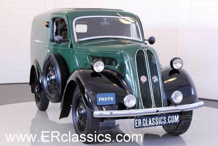 Ford Fordson Van 1949 kopen