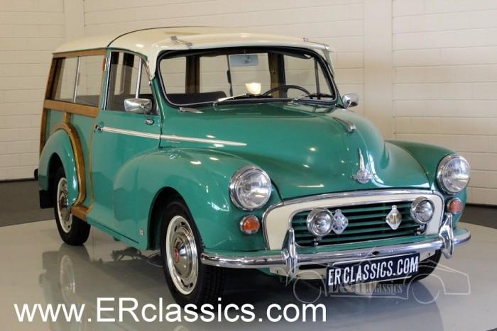 Morris Minor 1000 Traveller 1968 kopen