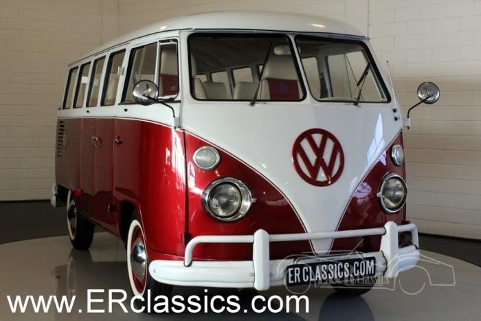 Volkswagen T1 Bus 1965 kopen