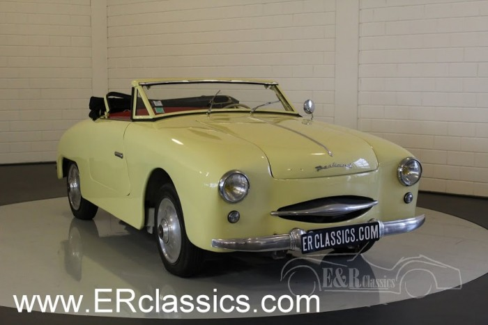 Panhard Dyna Junior Convertible 1954 kopen