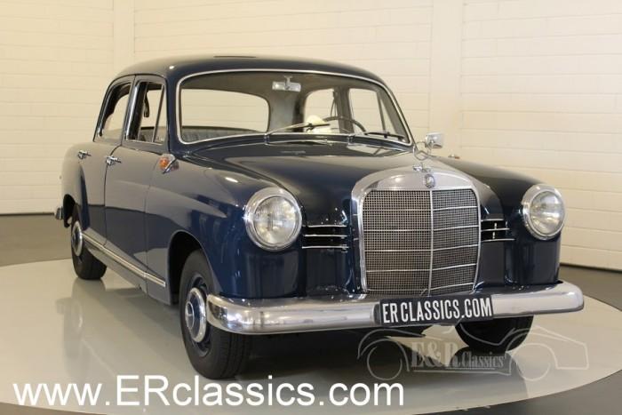 Mercedes Benz 180 Saloon 1960 kopen