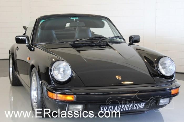 Porsche 911 Cabriolet 1986 kopen