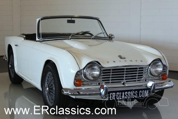 Triumph TR4 Cabriolet 1964 kopen