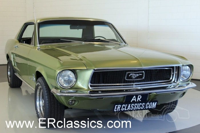 Ford Mustang Coupe 1967 kopen