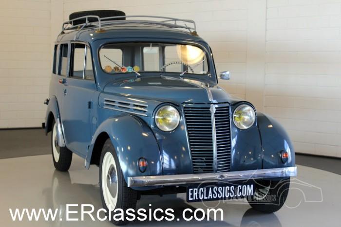 Renault Juvaquatre Dauphinoise 1956 kopen