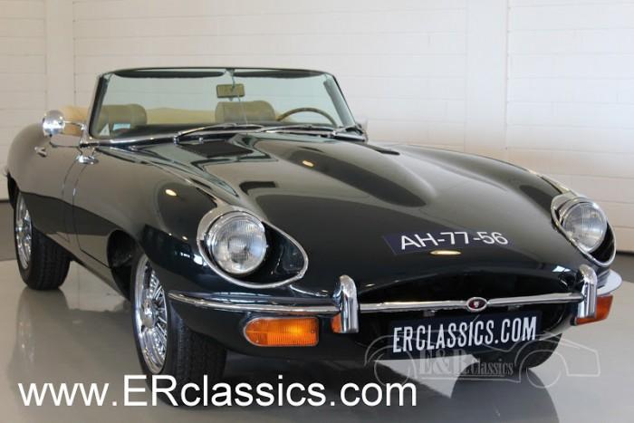 Jaguar E-Type Cabriolet 1971 kopen