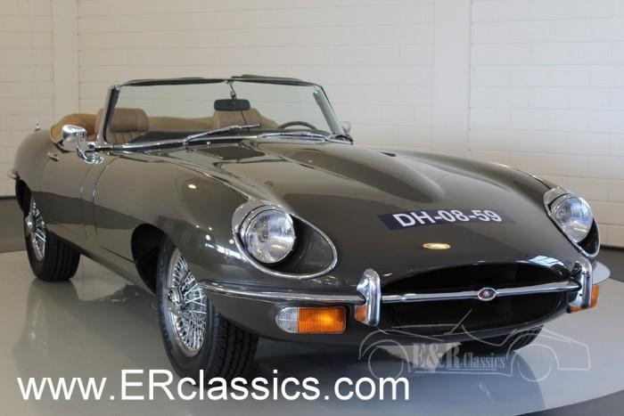 Jaguar E-Type S2 Cabriolet 1970 kopen
