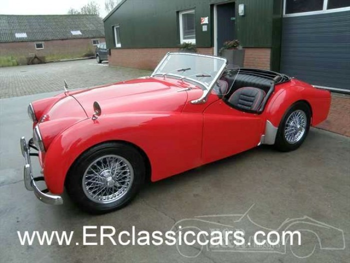 Triumph 1954 kopen