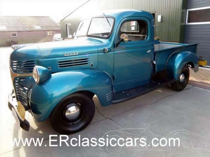 Dodge 1947 kopen